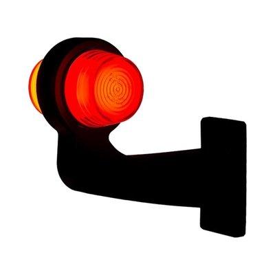 Horpol LED Breedtelamp 12-24V Oranje-Rood NEON Look Links LD 2625