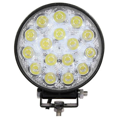 48W LED Werklamp Rond Basis
