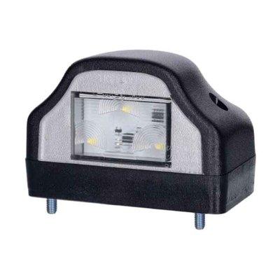 Horpol LED Kentekenverlichting 12-24V Zwart LTD 229