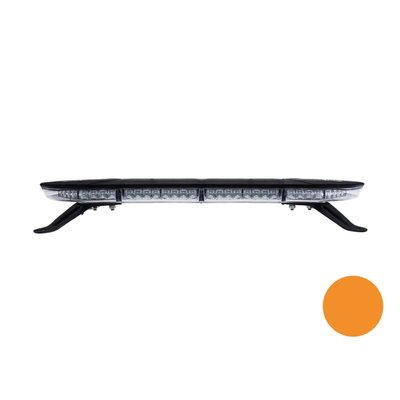LED Zwaaibalk Oranje 70 CM