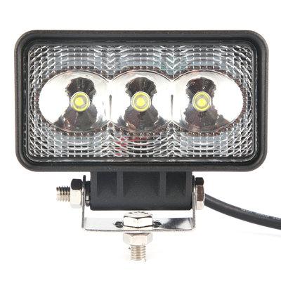 9W LED Werklamp Breedstraler 90° 810LM