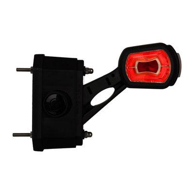 Horpol LED Breedtelamp + Sensor 12-24V 3-Functies Rechts LD 2725