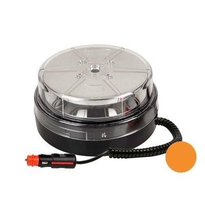 LED zwaailamp magneetvoet Oranje