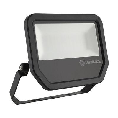 Ledvance 20W LED Bouwlamp 230V Zwart 4000K Neutraalwit