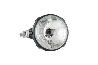 koplamp H4 Ø161x112mm Links