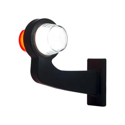 Horpol LED Breedtelamp 12-24V 2-Functies NEON look Rechts LD 2605
