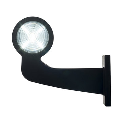 Horpol LED Breedtelamp 12-24V 2-Functies Rechts LD 2587