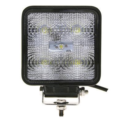 15W LED Werklamp Breedstraler