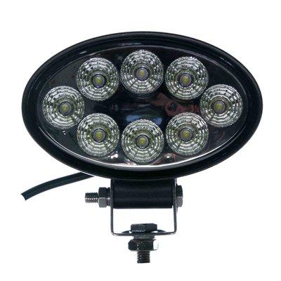 24W Led Werklamp Breedstraler 60° 2160LM