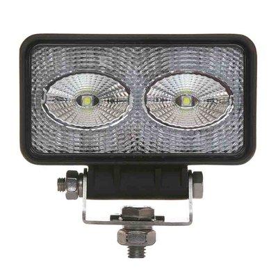 20W LED werklamp Breedstraler 90° 2000LM