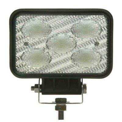50W LED Werklamp Breedstraler 90° 5000LM