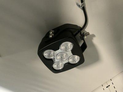 50W LED Werklamp Breedstraler