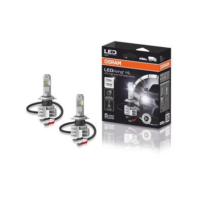 Osram H7 LED Koplamp PX26d Set 12-24 Volt