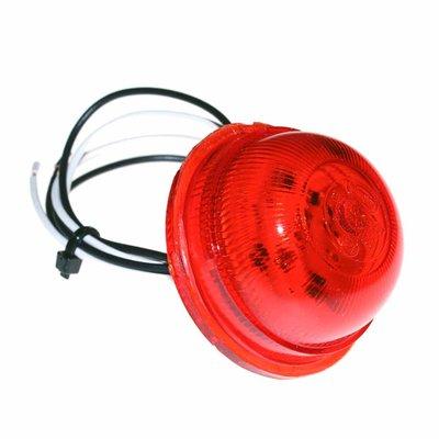 LED breedtelamp unit Rood