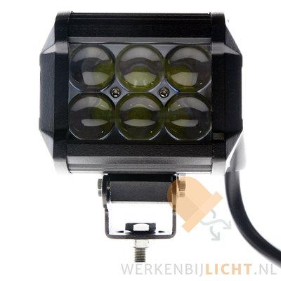 18 watt 4D ledbar verstraler