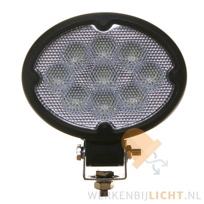 27W LED Ovale Breedstraler