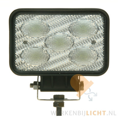 50W LED werklamp 90º 5000LM