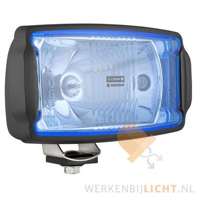 Verstraler HP5 blauw LED stadslicht