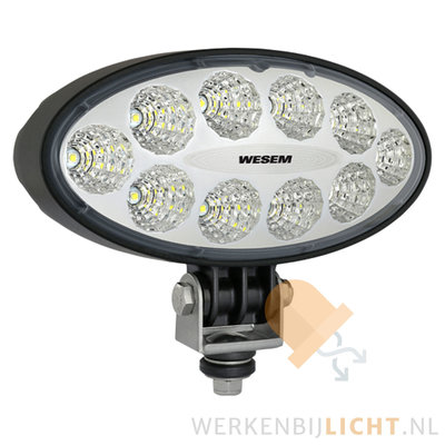 LED werklamp 4000LM breedstraler