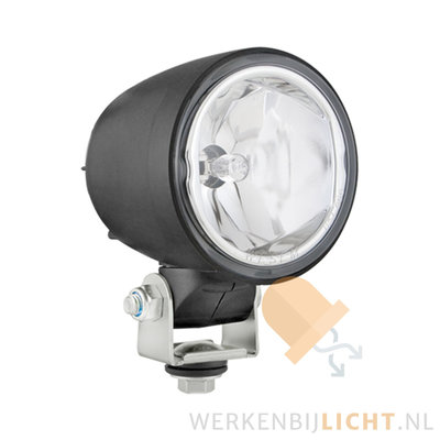 Werklamp Halogeen Rond H3