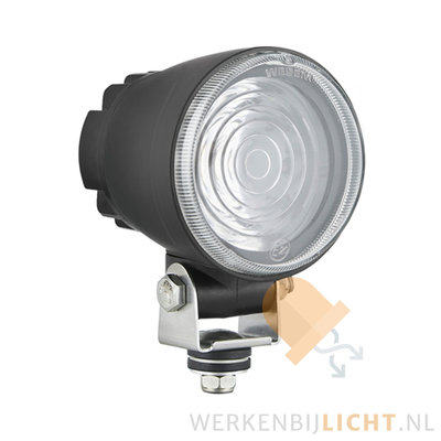 Wesem 5W LED heftrucklamp blauw