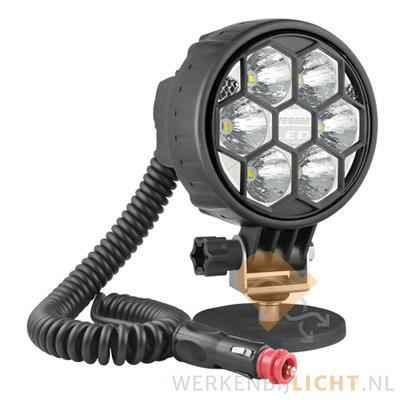 Wesem 29W 4° werklamp magneetvoet