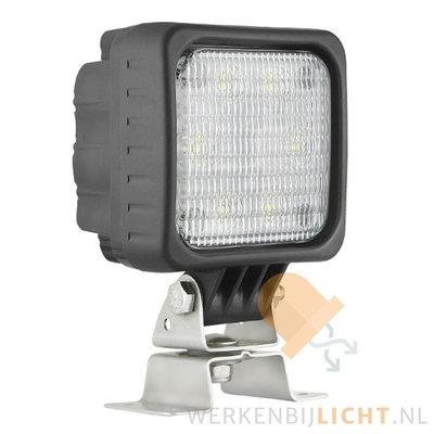 LED werklamp 2500LM breedstraler