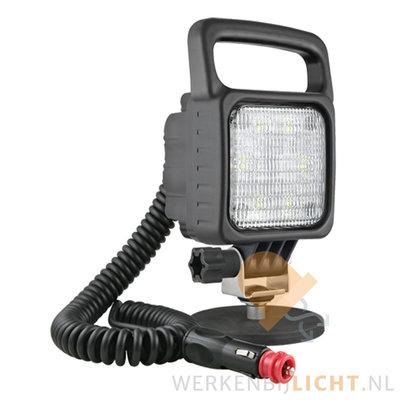Wesem 29W 66° x 20° werklamp magneetvoet