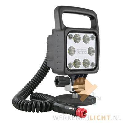 Wesem 29W 50° werklamp magneetvoet