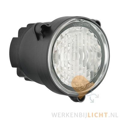 Wesem 9W inbouw werklamp  rond