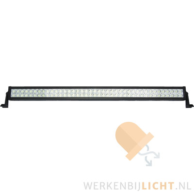 240W LED Lightbar Combi