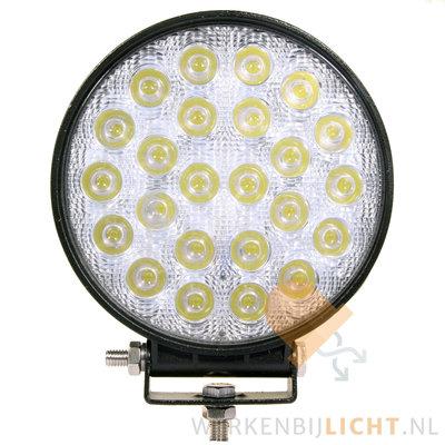 72 watt werklamp rond