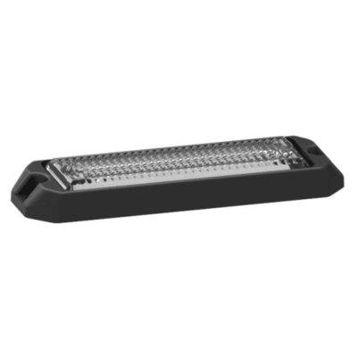 LED flitser 4-voudig ultra flat