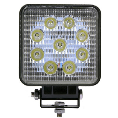 27 watt werklamp vierkant
