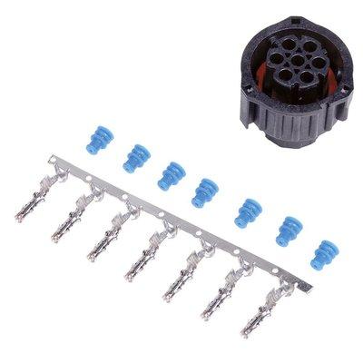 Achterlicht connector