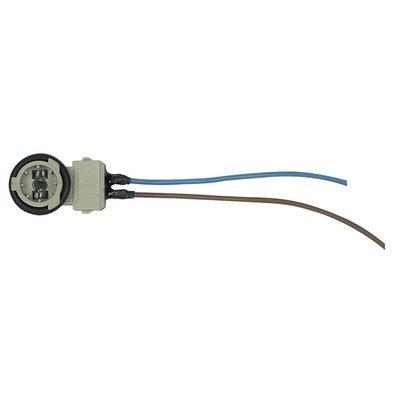 Lamphouder voor gloei markeringslamp met isolatie