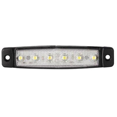 LED Voormarkering wit 12V of 24V