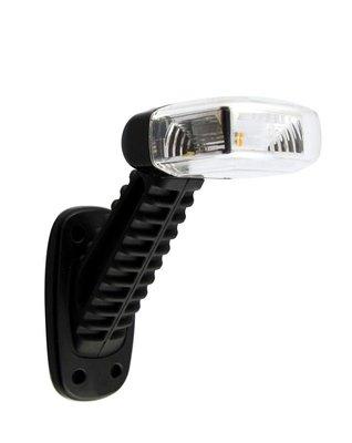 Markeringslamp LED 3-functies schuin lang