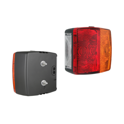 Rear Light LT4 4-functions