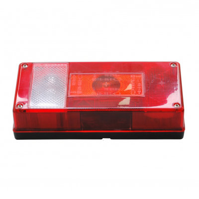 Aspöck Achterlicht Midipoint 1 Rechts + Achteruitrijlamp