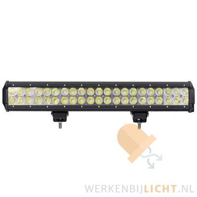 126W LED Lightbar verstraler