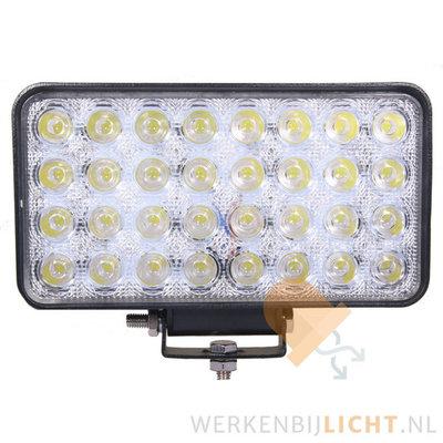 96W LED Werklamp Rechthoekig