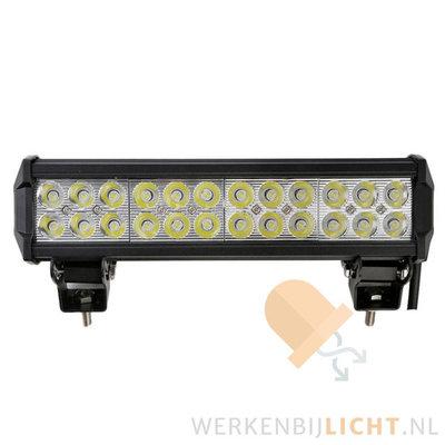 72W LED Lightbar verstraler