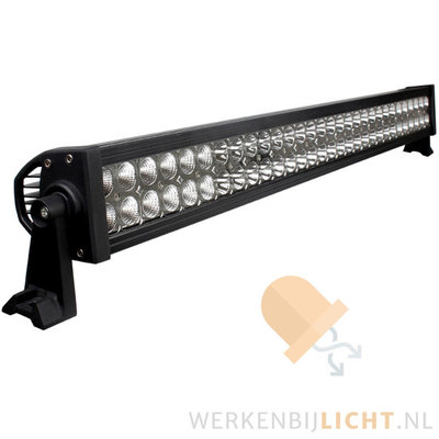 180W LED Lightbar Combi