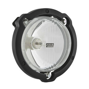 Rally Lamp Verstraler Met Frame Ø122mm