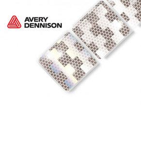 Avery Contour Reflectietape Wit