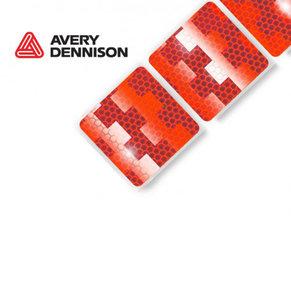 Avery Contour Reflectietape Rood