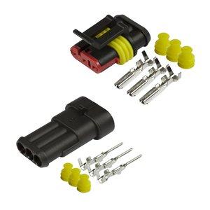 AMP Superseal Verbindingsset 3-pins