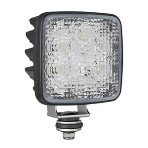 Wesem CRK2 LED Werklamp Vierkant + Deutch-DT