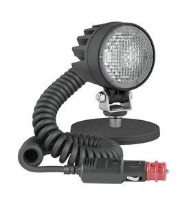 LED Werklamp Breedstraler 800LM + Kabel + Sigarettenplug